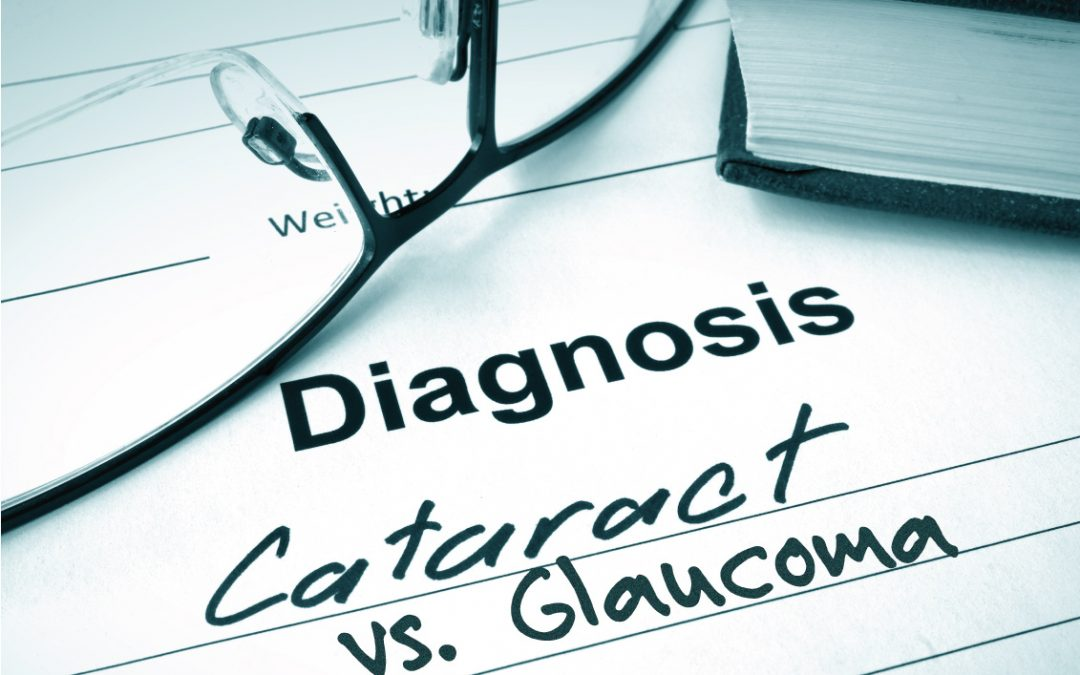 Difference Between Glaucoma and Cataracts